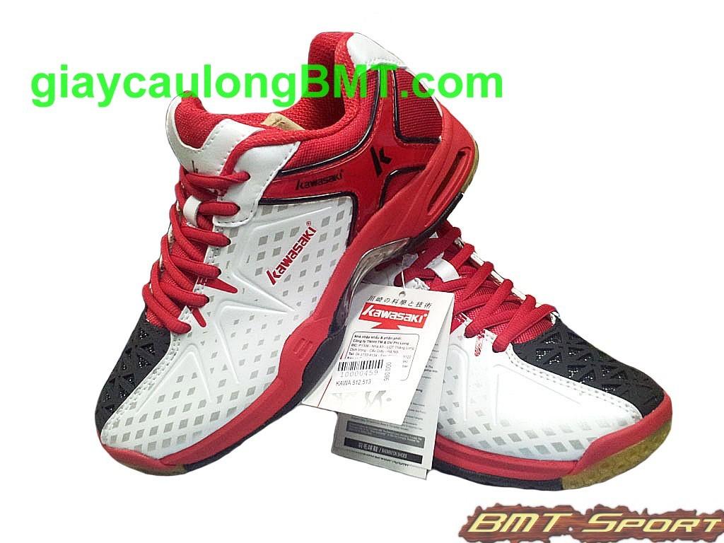 Giày cầu lông Kawasaki K513