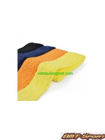 Quấn cán vợt vải VS cuộn