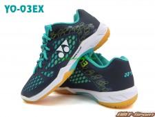 giay-cau-long-yonex-03EX-xanh-den