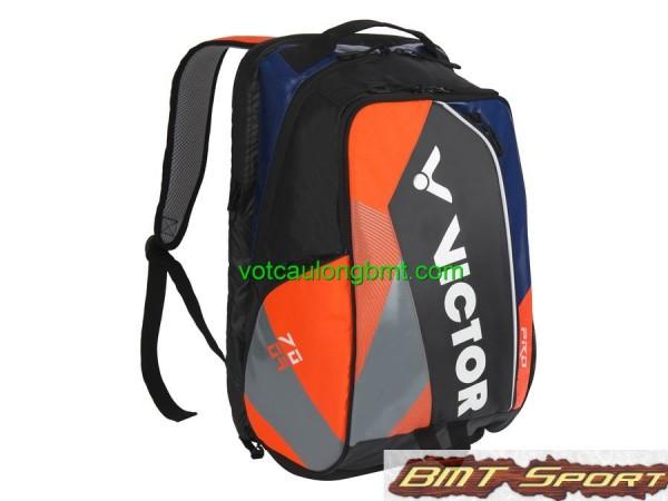 Balo cầu lông Victor 7009 Cam