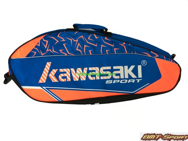 Túi cầu lông Kawasaki 8672 Xanh Cam