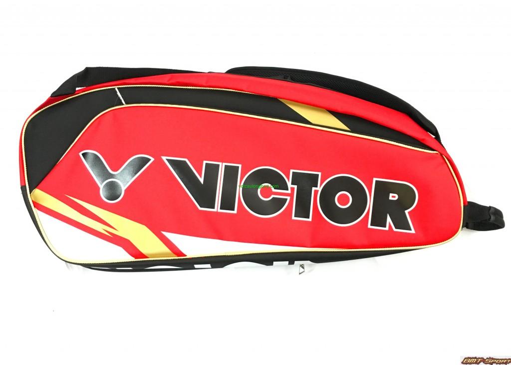 Túi cầu lông Victor 210 Đỏ