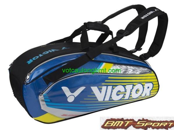 Túi cầu lông Victor 9207 Xanh