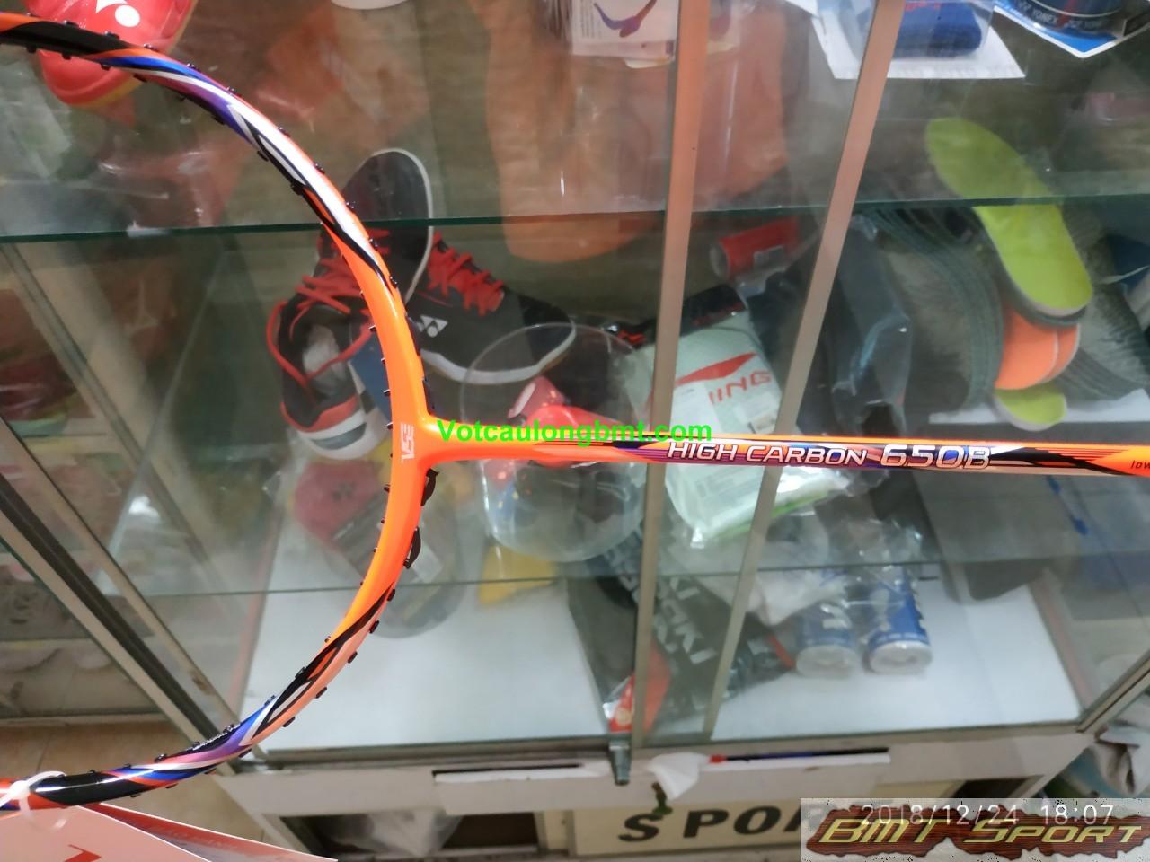 Vợt cầu lông VS High Carbon 650B