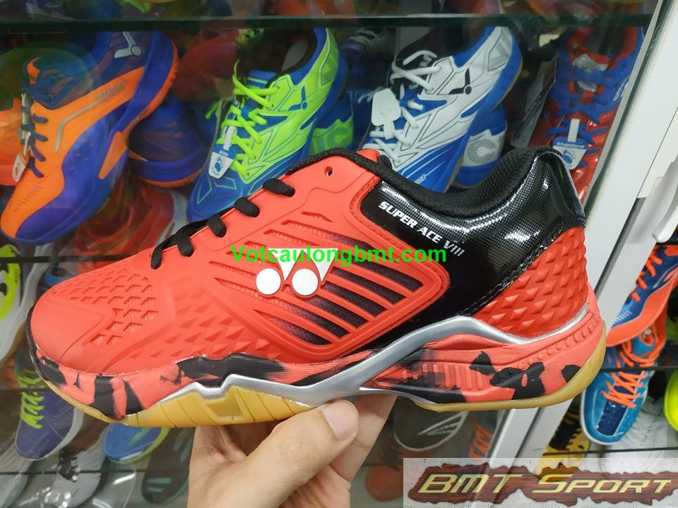 Giày cầu lông Yonex Super ACE VIII Red