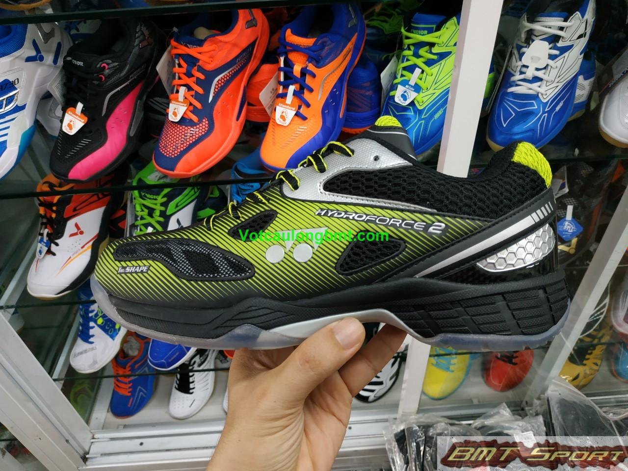 Giày cầu lông Yonex Hydro Force 2 Green