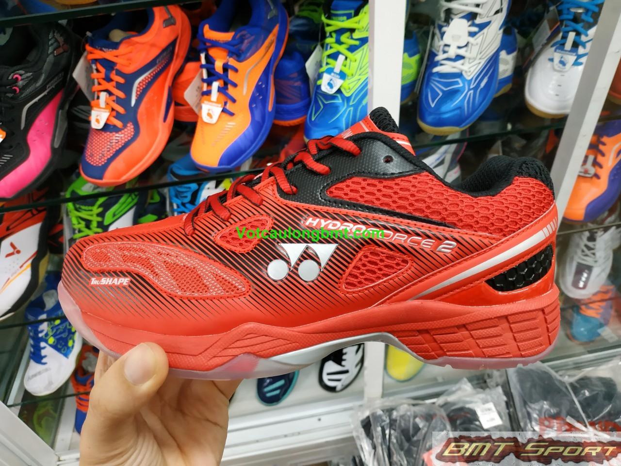 Giày cầu lông Yonex Hydro Force 2 Red
