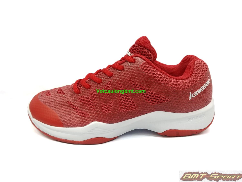Giày cầu lông Kawasaki K357 đỏ