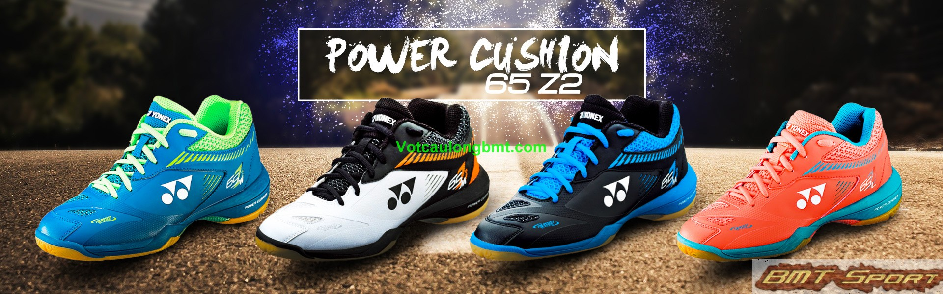 Giày cầu lông Yonex SHB65Z MEN 2