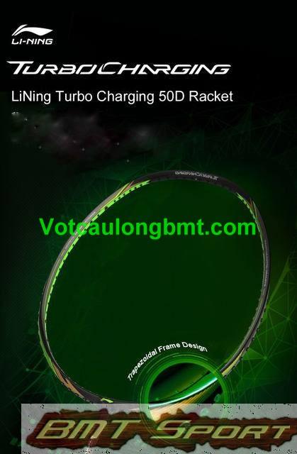 Vợt cầu lông lining Turbo Charging 50D