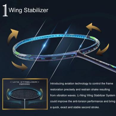Vợt cầu lông Lining Aeronaut 7000