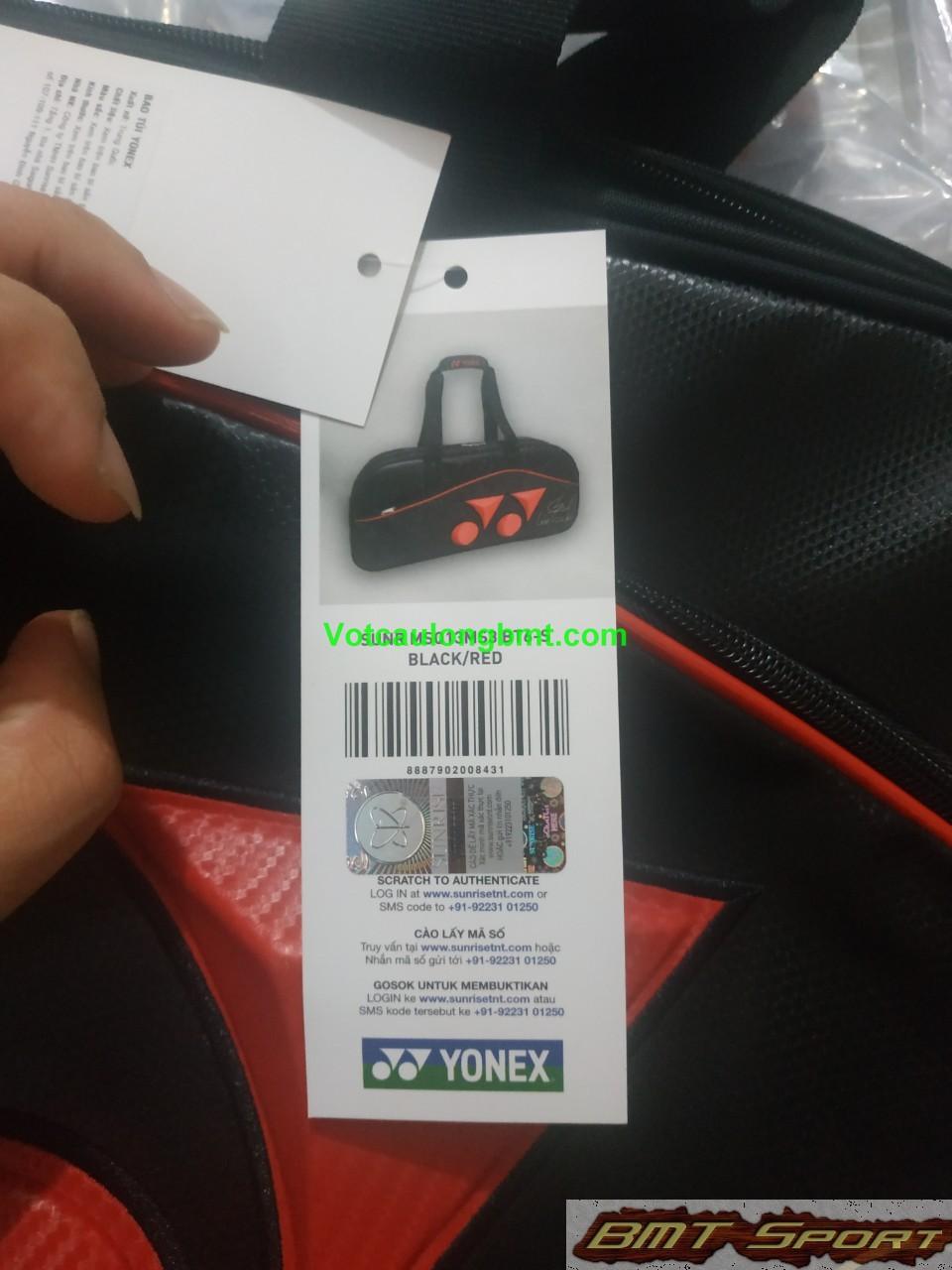 Túi cầu lông yonex Lee Chong Wei