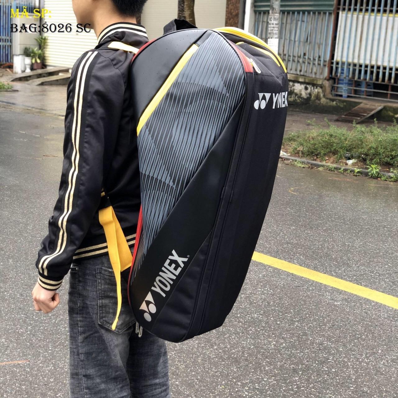 Túi cầu lông yonex 8026SC
