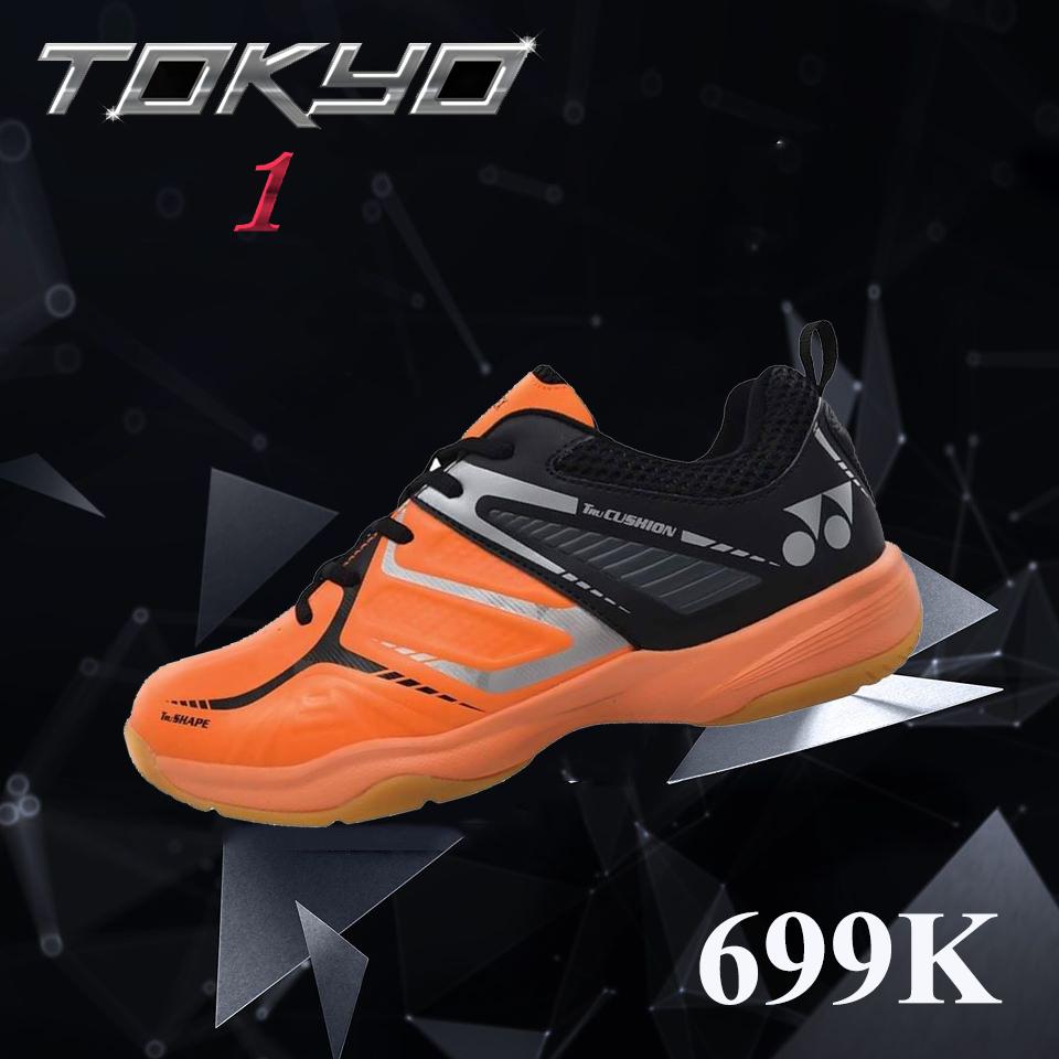 Giày cầu lông Yonex Tokyo 2020 Cam
