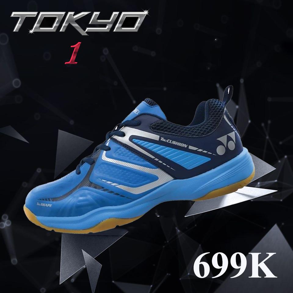 Giày cầu lông Yonex Tokyo 2020 xanh dương