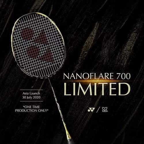 Vợt cầu lông Yonex Nanoflare 700LTD